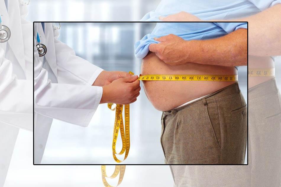 Béo phì là một yếu tố nguy cơ của bệnh đái tháo đường