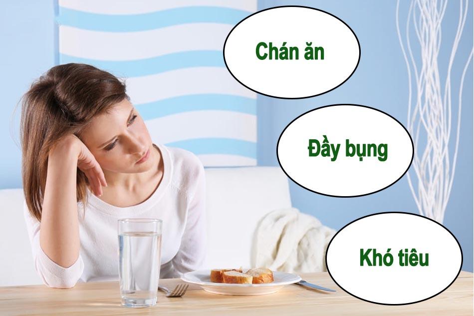 Suy tế bào gan có thể gây chán ăn, bụng đói, khó tiêu