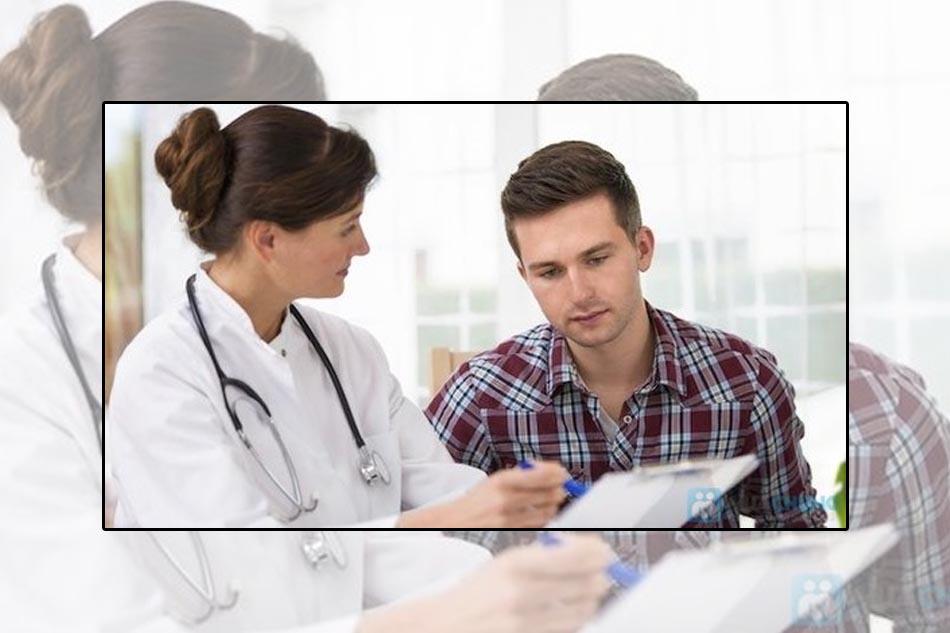 Bệnh nhân có thể cần được điều trị với bác sĩ tâm lý