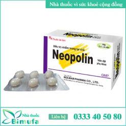 Hình ảnh thuốc Neopolin