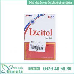 Hình ảnh thuốc Izcitol