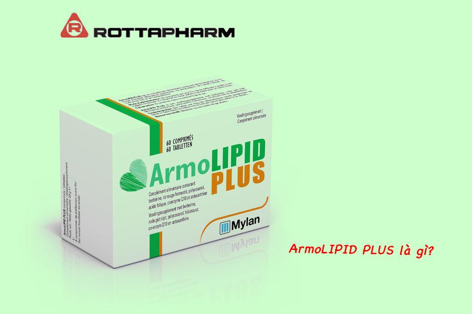 Armolipid Plus là gì?