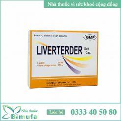 Liverterder