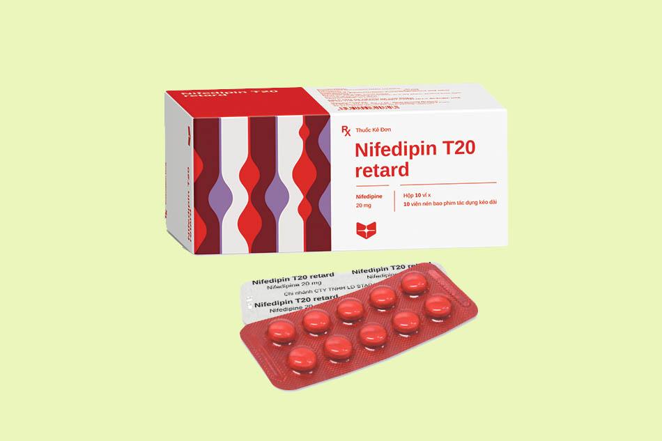 Thuốc Nifedipine