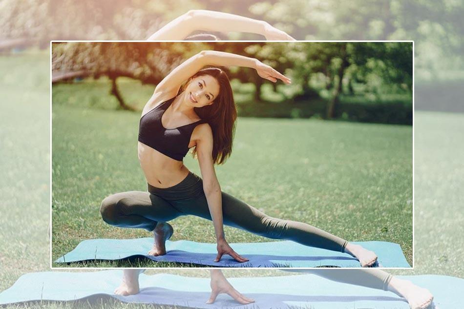 Tập thể dục giúp tăng khối lượng xương