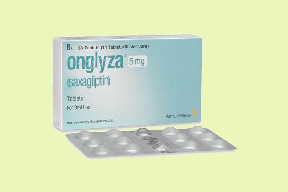 Thuốc Saxagliptin