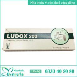 Hình ảnh thuốc Ludox 200mg