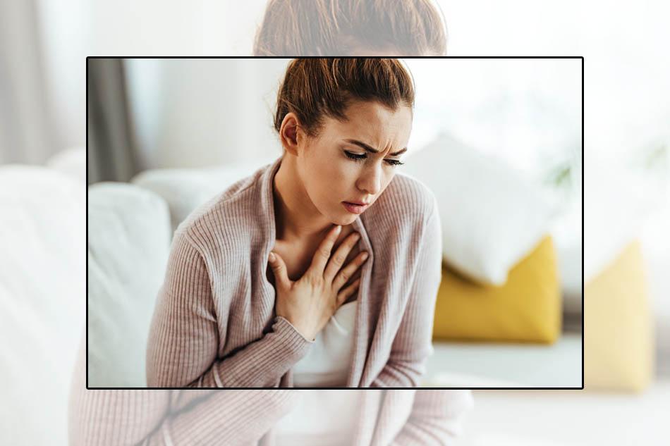 Viêm phế quản mạn lâu dài sẽ dẫn tới khó thở