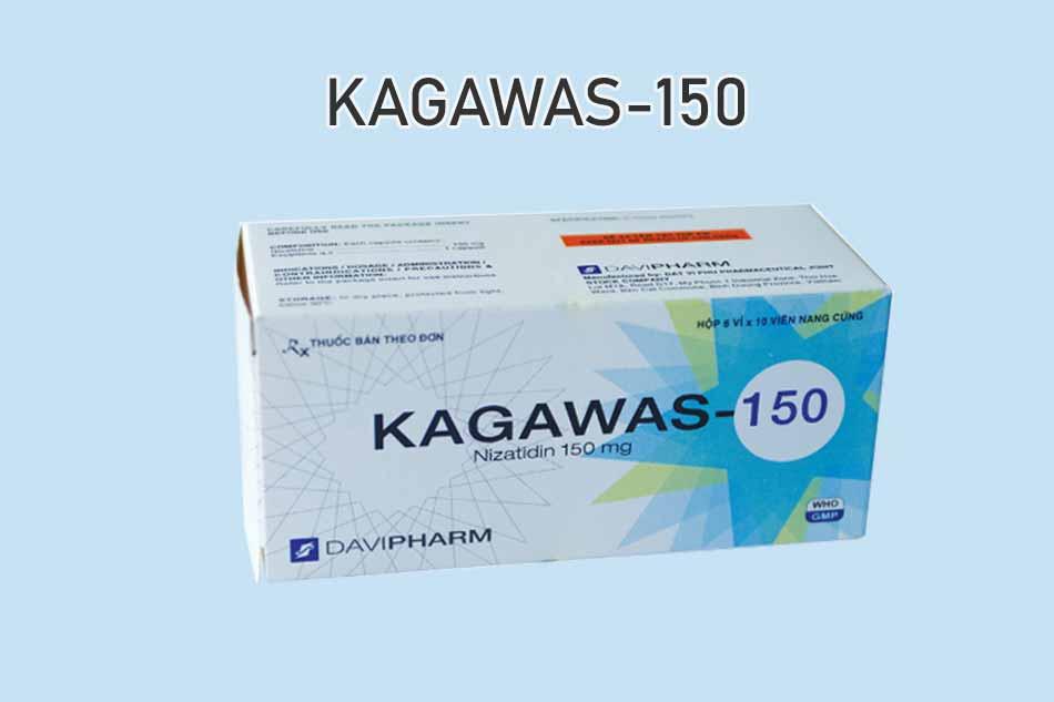 KAGAWAS-150 là thuốc gì?