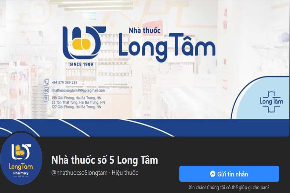 Nhà thuốc Long Tâm